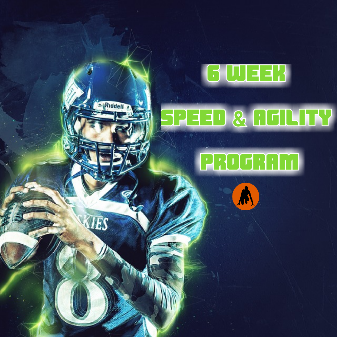 6 WEEK SPEED AND AGILITY PROGRAM