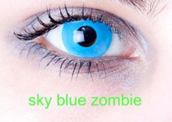 Sky Blue Zombie