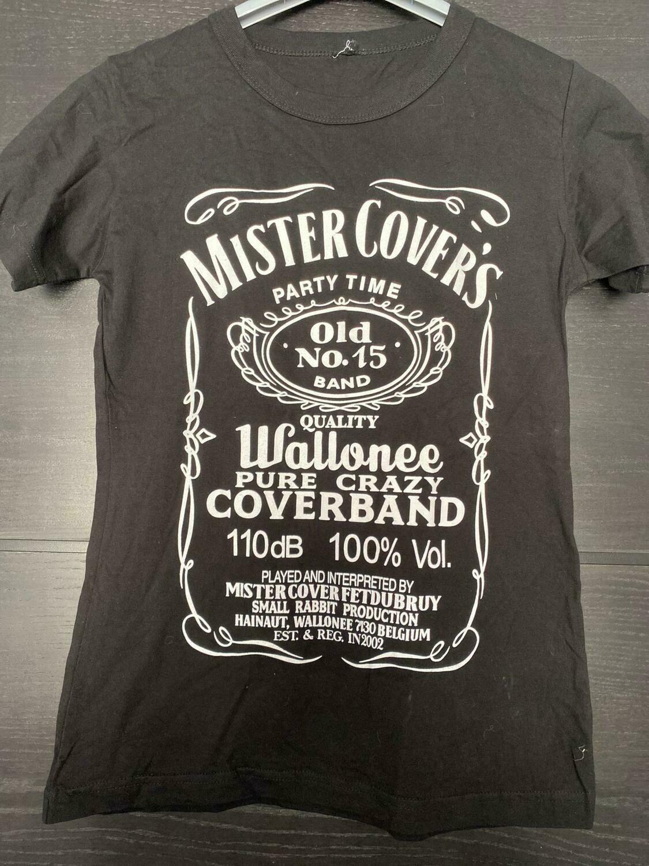 "T-Shirt Mister ""Daniels"""