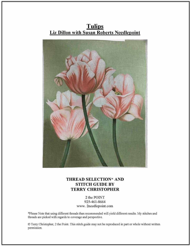 Susan Roberts/Liz, Tulips SRNTTDAP417