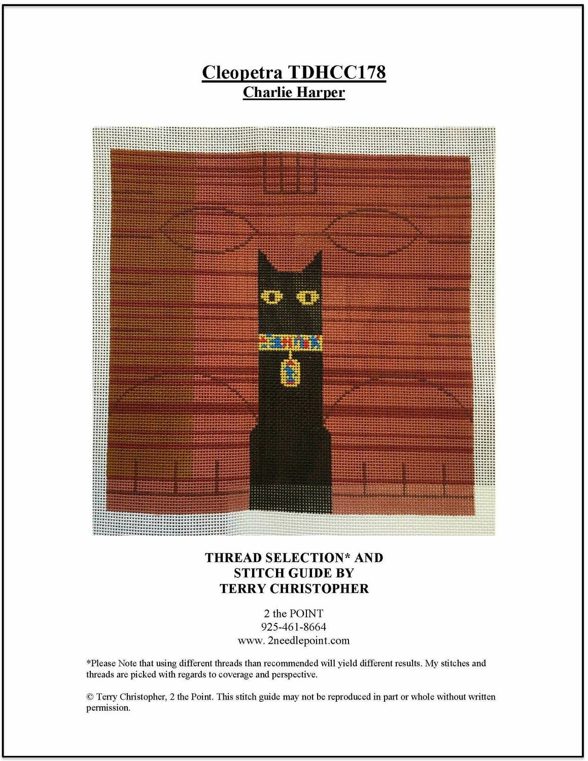Charlie Harper/Meredith Collection, Cleopetra TDHCC178