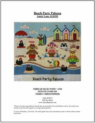 Annie Lane, Beach Party Palooza AL0181
