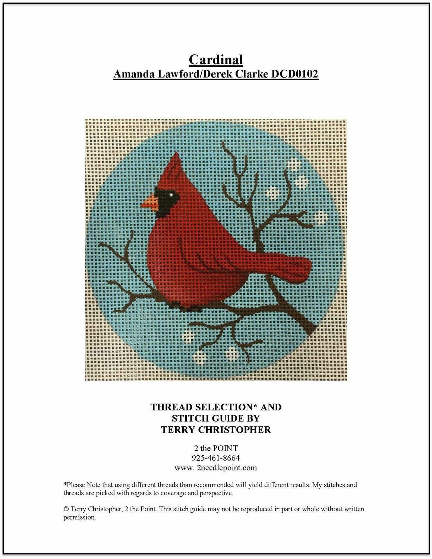 Amanda Lawford/Derek Clark, Cardinal DCD00102