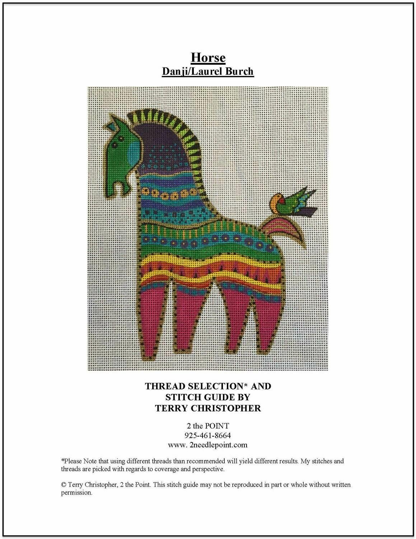 Danji/Laurel Birch, Horse DJLB50
