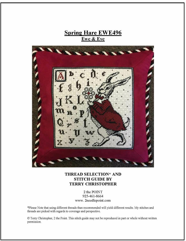 Ewe & Eye, Spring Hare EWE496