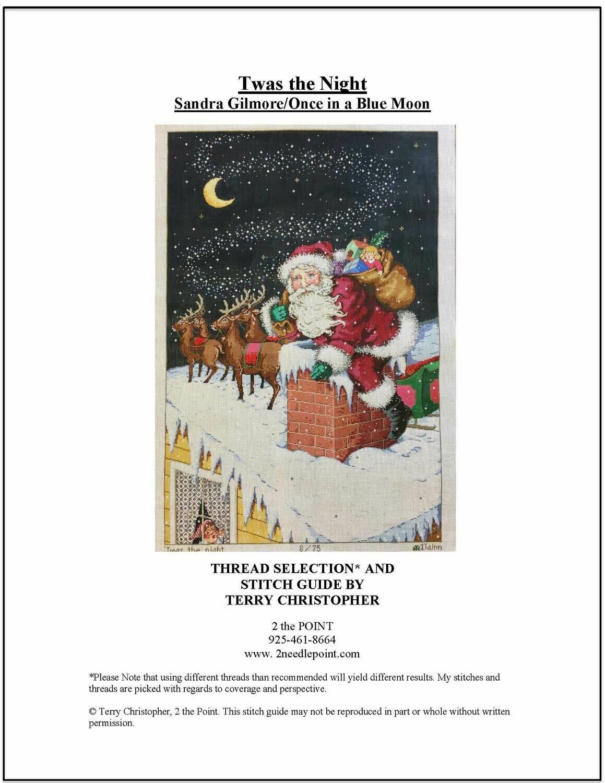 Sandra Gilmore, Twas the Night Before Christmas