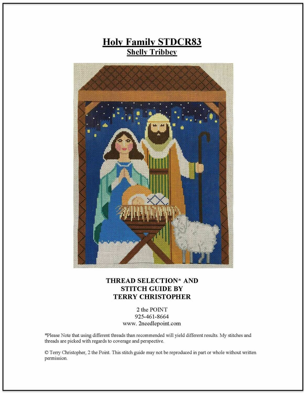 Shelly Tribbey, Holy Family STDCR83