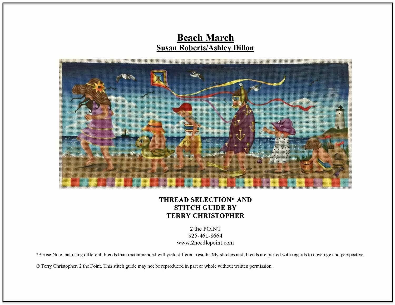 Susan Roberts, Beach Parade SRNADP209