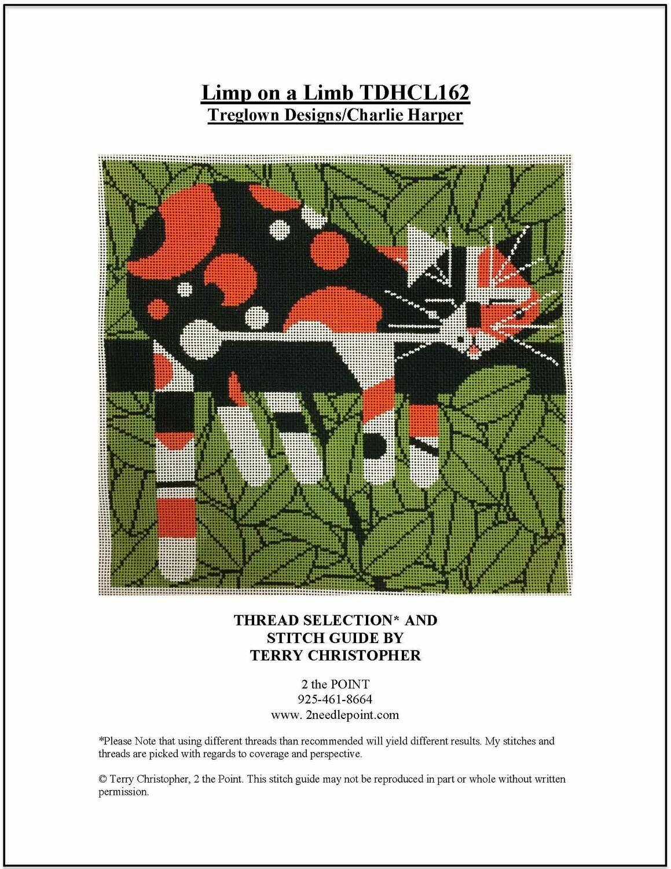 Charlie Harper/Susan Treglow, Limp on a Limb, TDCHL162
