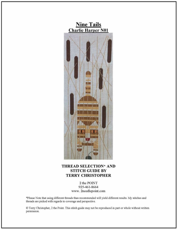 Charlie Harper/Susan Treglow, Nine Tails CHN016