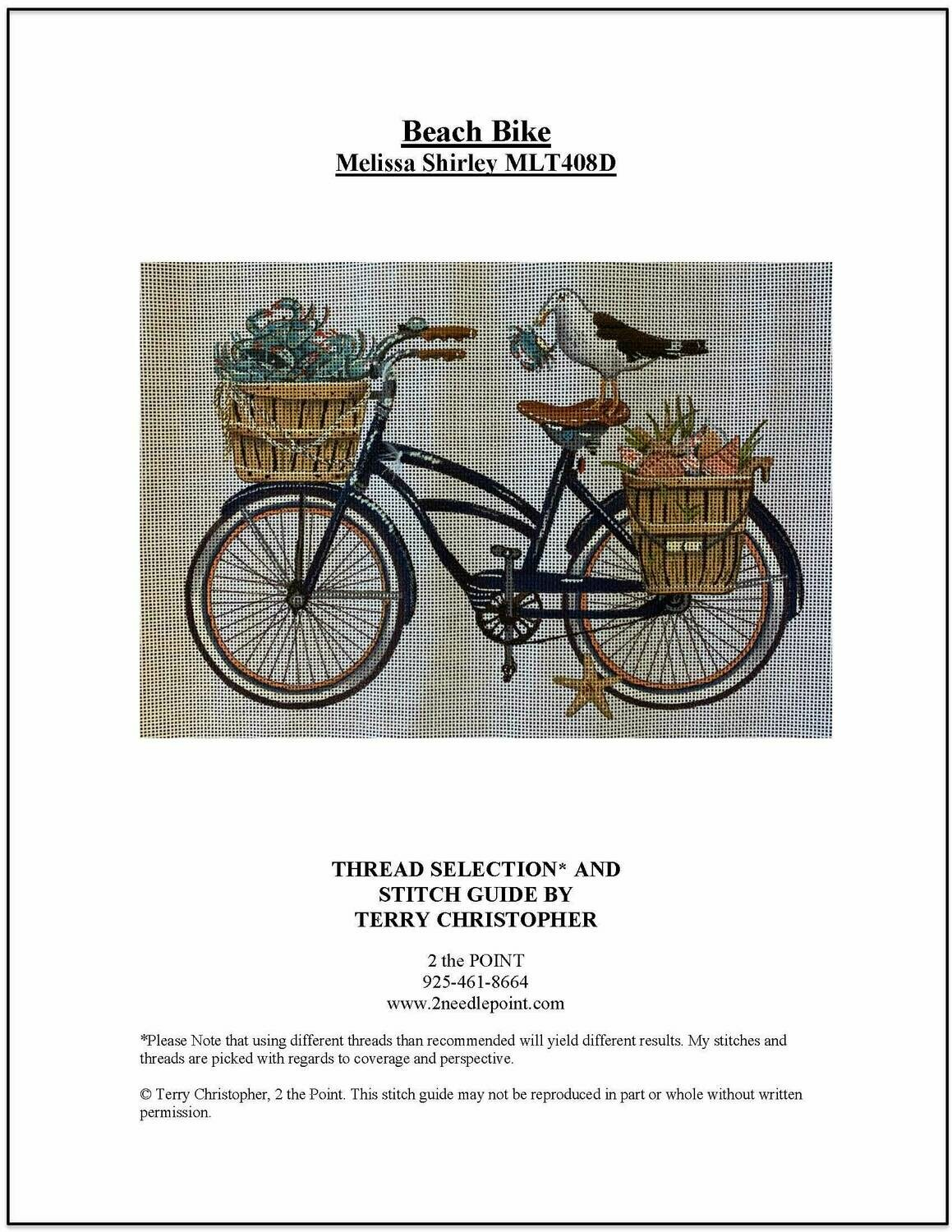 Melissa Shirley, Beach Bike MSMLT480D
