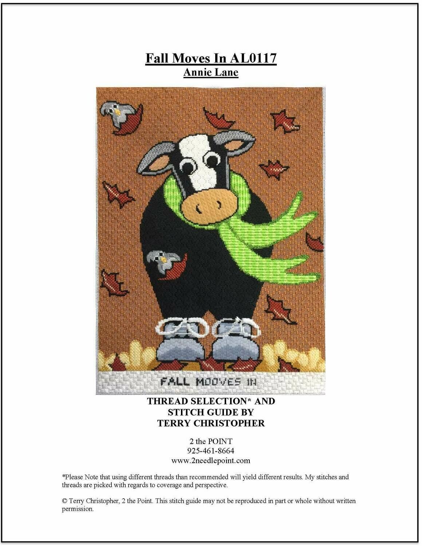 Annie Lane, Fall Moves In AL0117