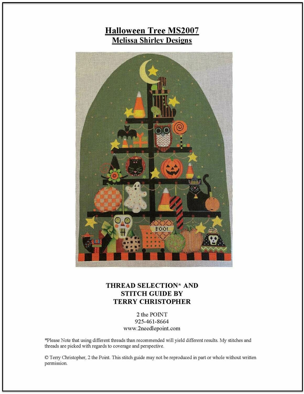 Melissa Shirley, Halloween Tree MS2007