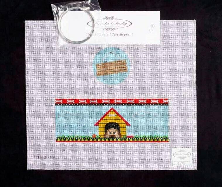 Funda Sculley, WOOF trinket box, FSR39