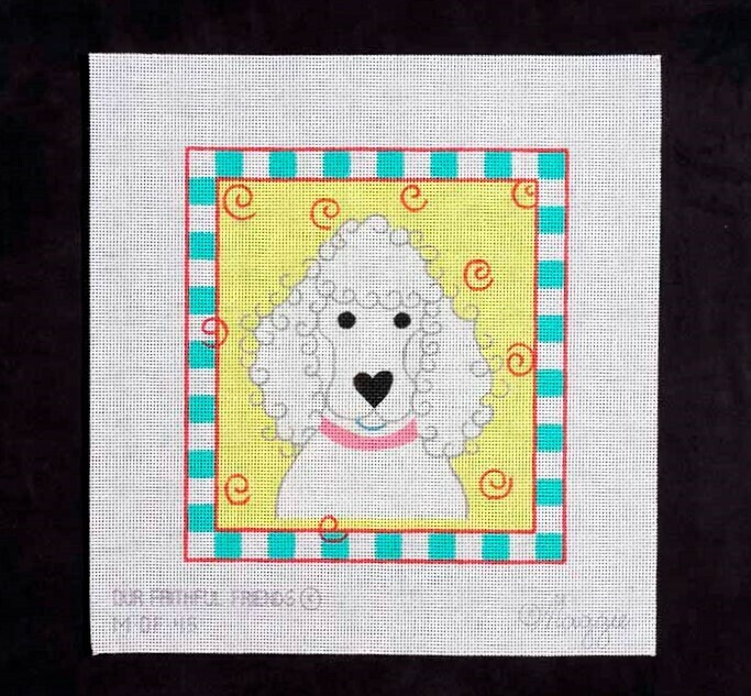 Maggie, Poodle, MOF45