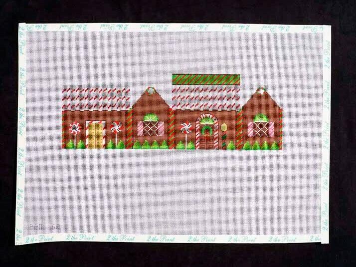 Susan Roberts, Peppermint Stick House, SR220
