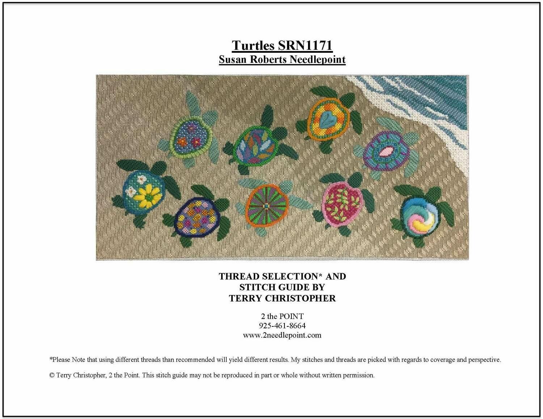 Susan Roberts, Turtles SRN1171