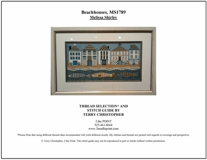 Melissa Shirley, Beachhouses MS1789