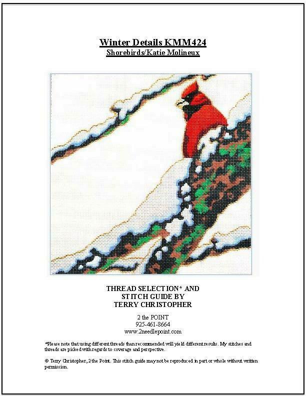 Shorebirds/Katie Molineux, Winter Details KMM424