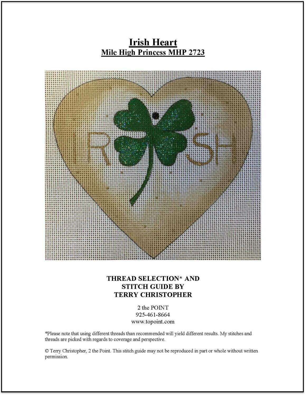 Mile High Princess, Irish Heart MHP2723
