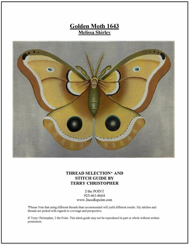 Melissa Shirley, Golden Moth MS1643