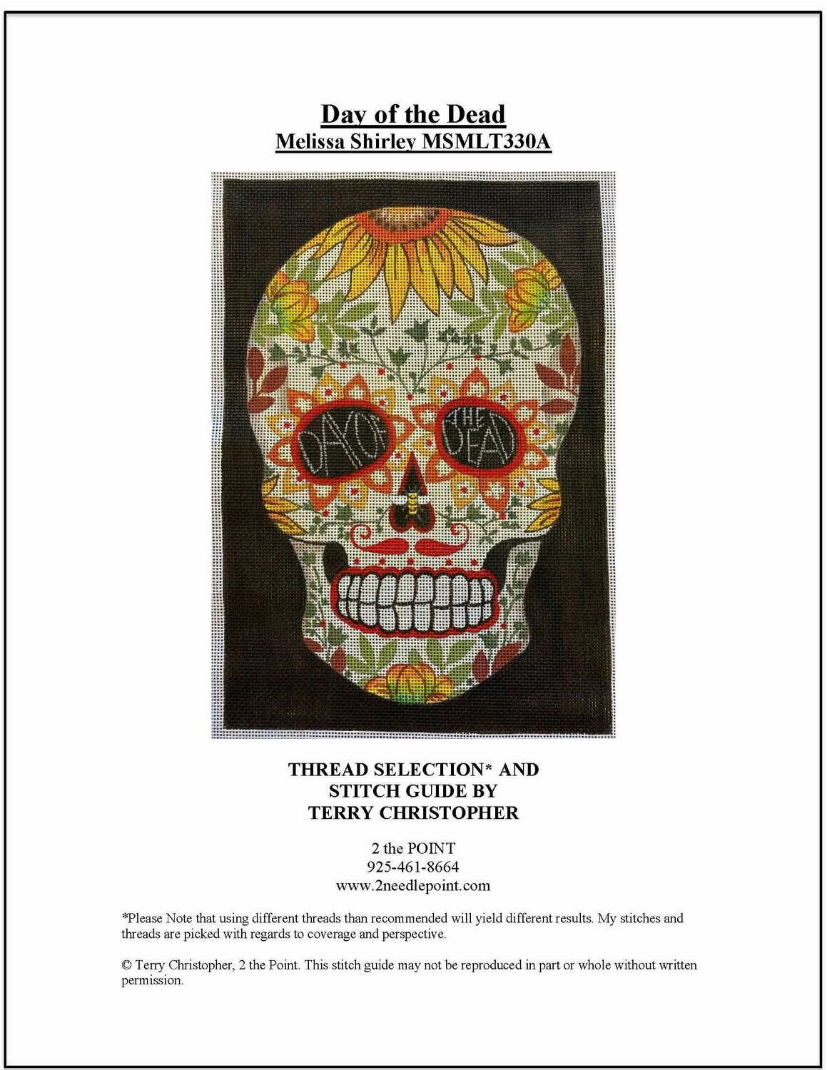 Melissa Shirley, Day of the Dead MSMT330A