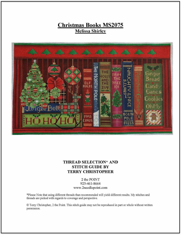 Melissa Shirley, Christmas Books MS2075