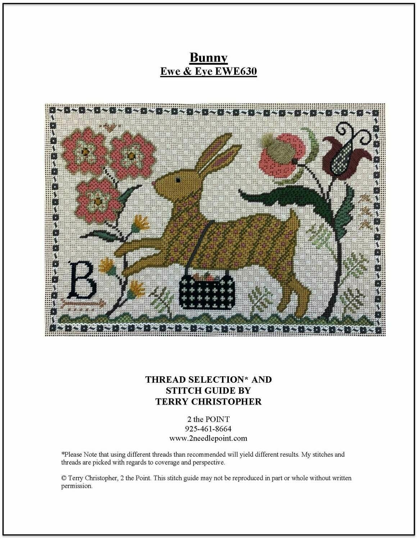 Ewe & Eye, Bunny EWE630