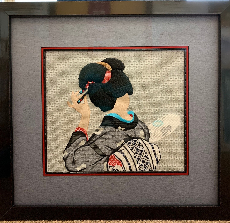Meridith Collection, Geisha