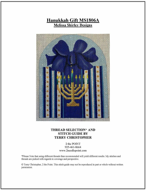 Melissa Shirley, Hanukkah Gift MS1806A