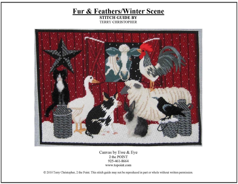 EWE & EYE, Fur and Feathers