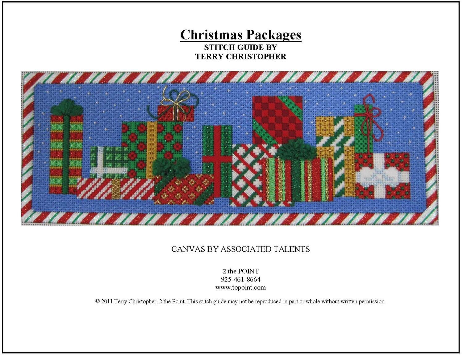 Associated Talents, Christmas Packages ATM165