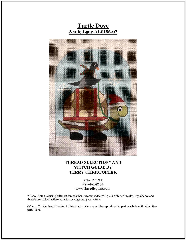 Annie Lane, Day 2 Turtle Dove AL0186-02