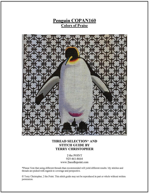 Colors of Praise, Penguin COPAN160