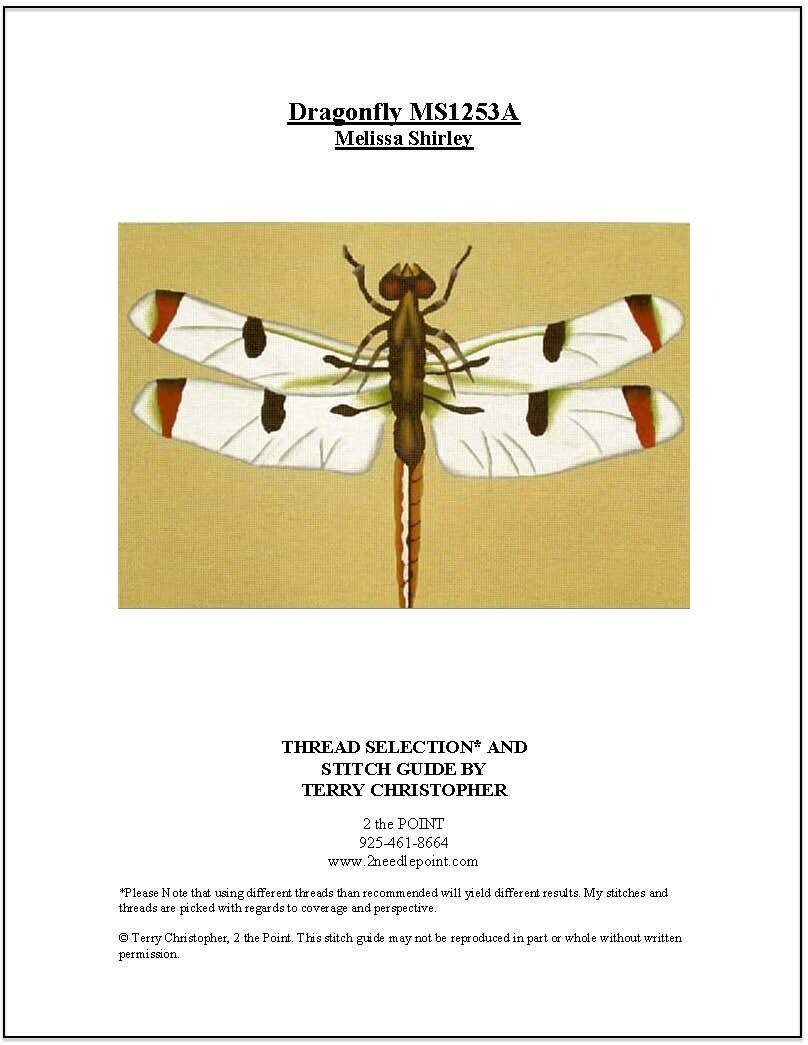 Melissa Shirley, Dragonfly MS1253A