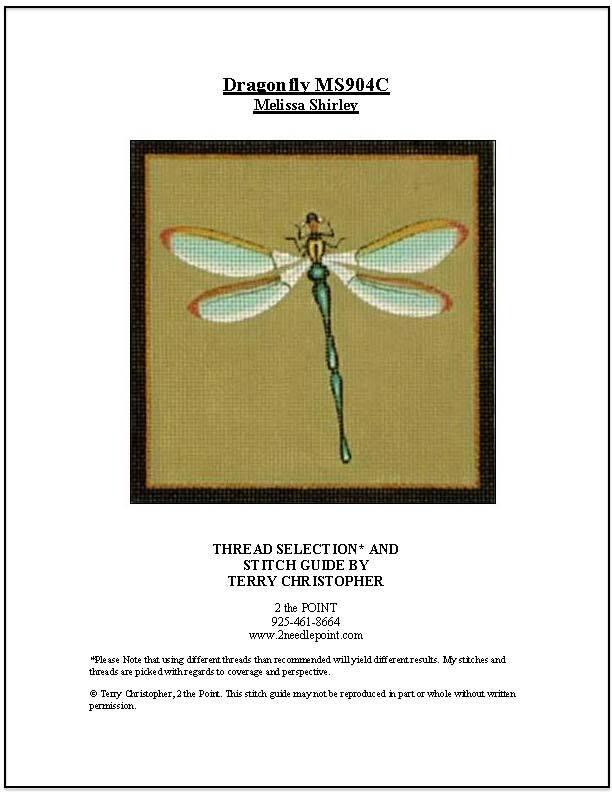 Melissa Shirley, Dragonfly MS904C