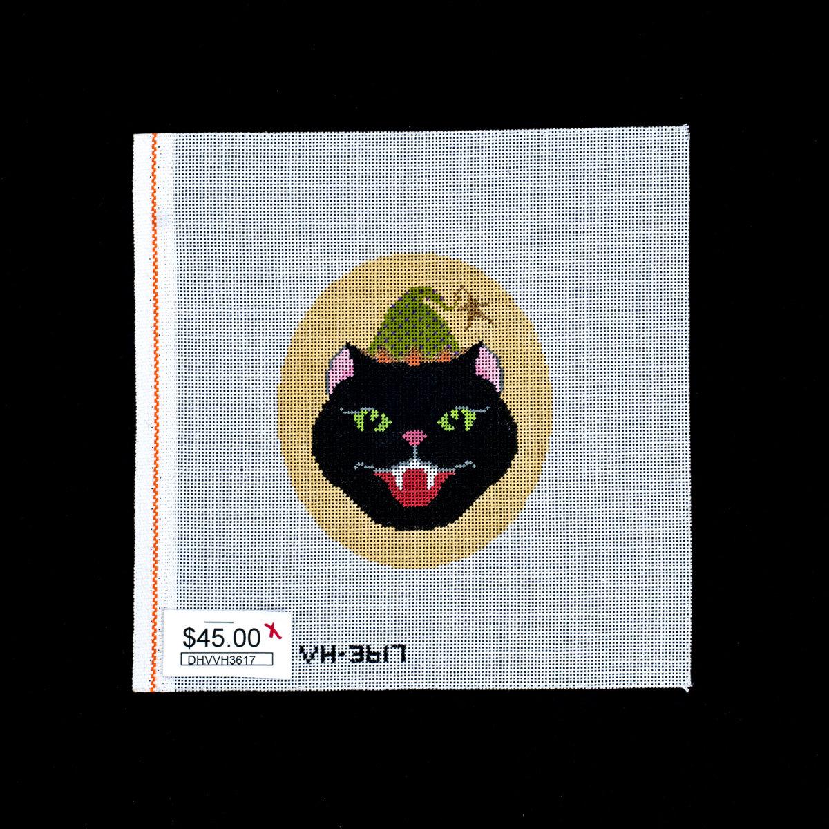 Dream House Ventures, Cat Ornament, DHVVH3617