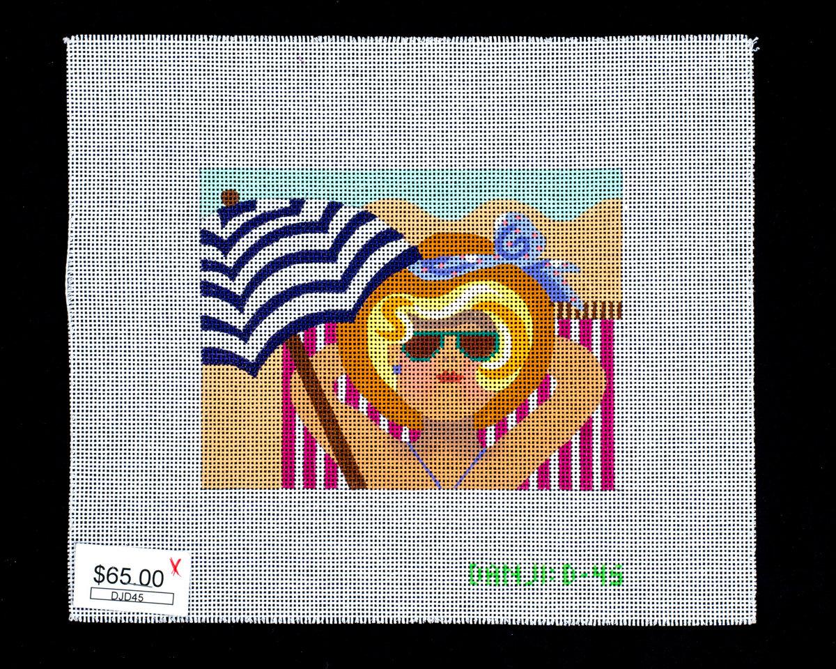 Danji Designs, Beach Girl, DJD45