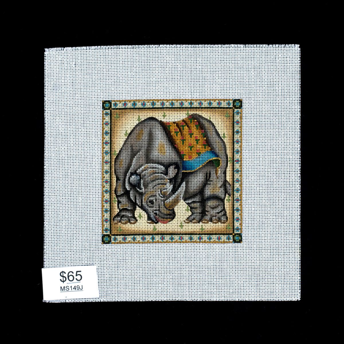 Melissa Shirley, Rhino, MS149J