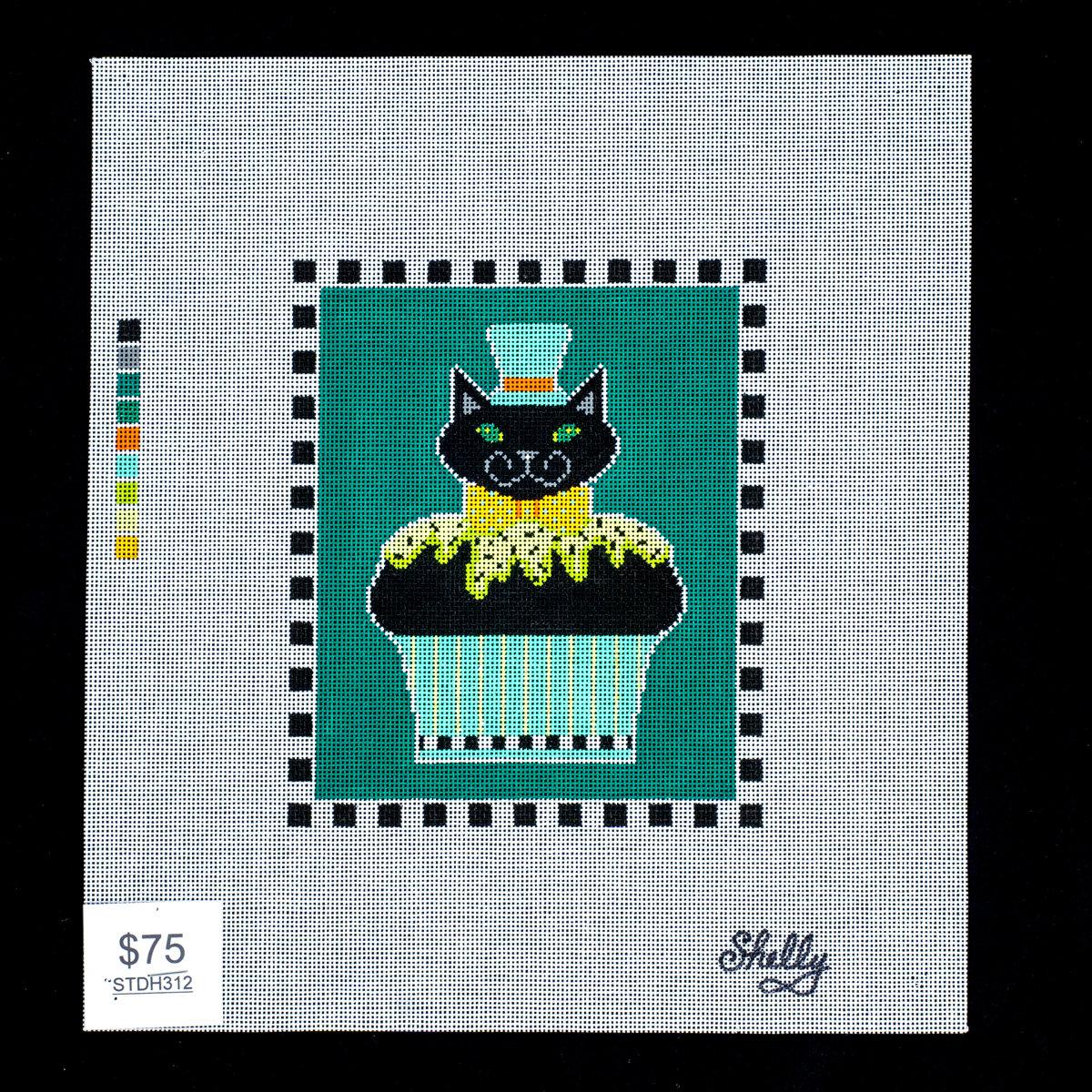 Shelly, Cupcake Cat, STDH312