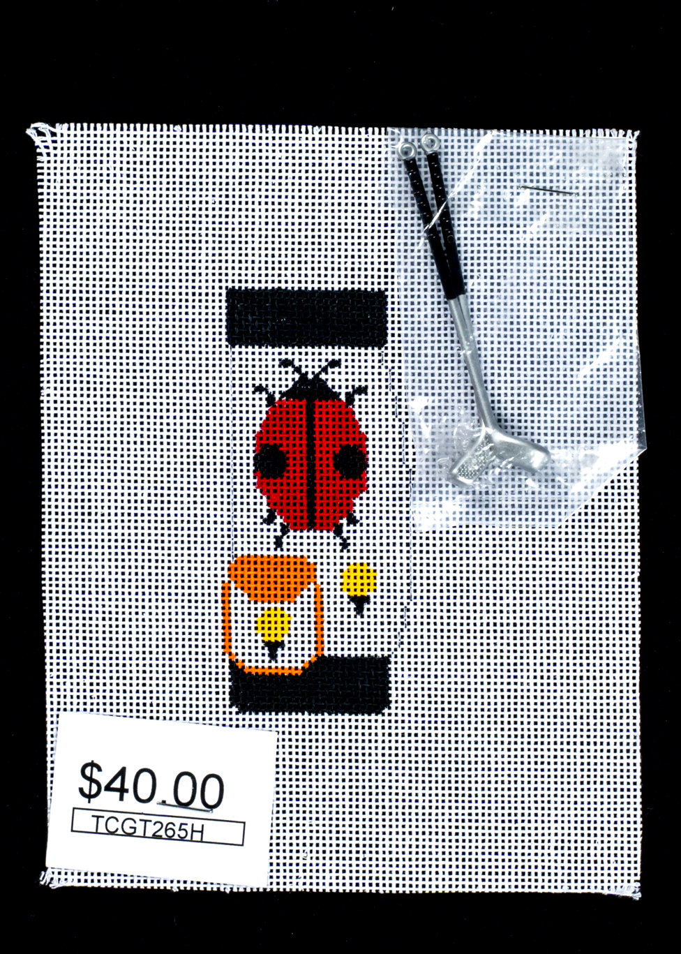 The Collection,Ladybug Golf Bag, with 2 Clubs, TCGT265