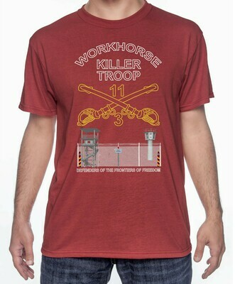 Killer Troop Workhorse Border Shirt
