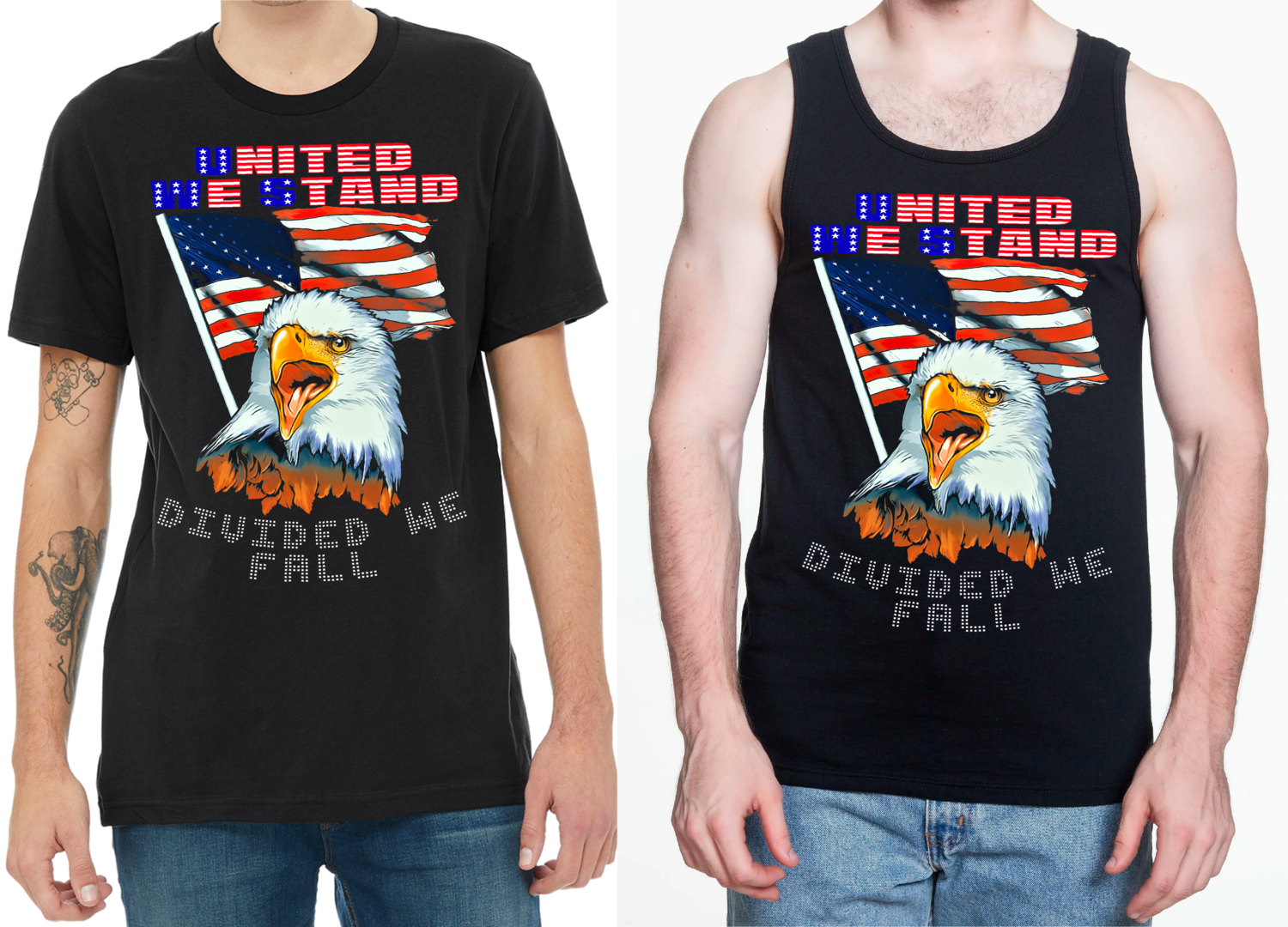 UNITED WE STAND SHIRT FREE SHIPPING