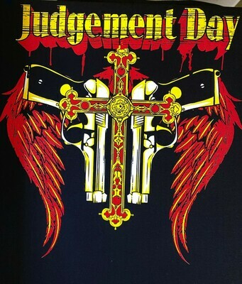 JUDGEMENT DAY UNISEX T-Shirt FREE SHIPPING