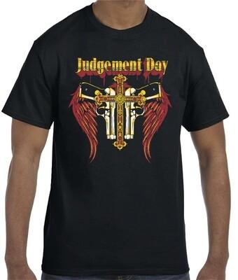 JUDGEMENT DAY UNISEX T-Shirt FREE SHIPPING