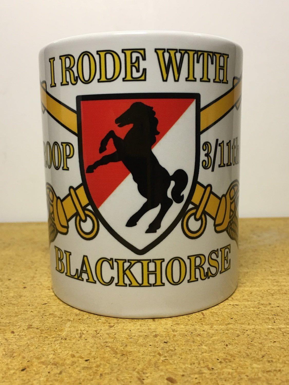 11th ACR Blackhorse PERSONALIZED Coffee Mug FREE SHIPPING