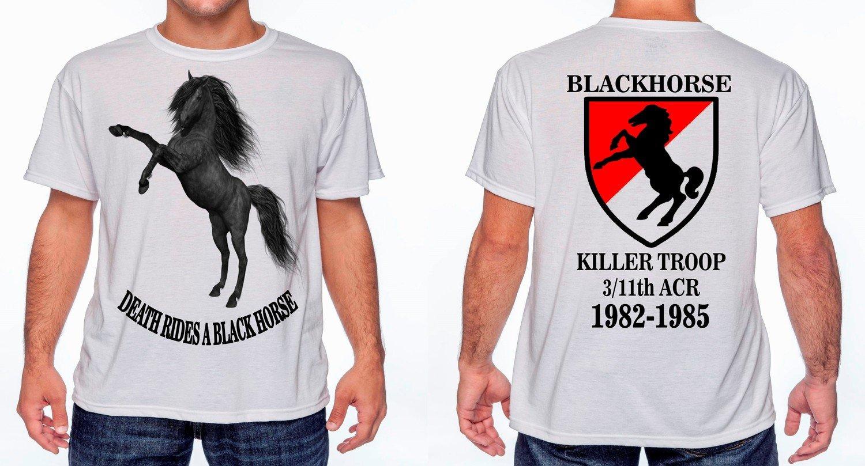 DEATH RIDES A BLACK HORSE FREE SHIPPING