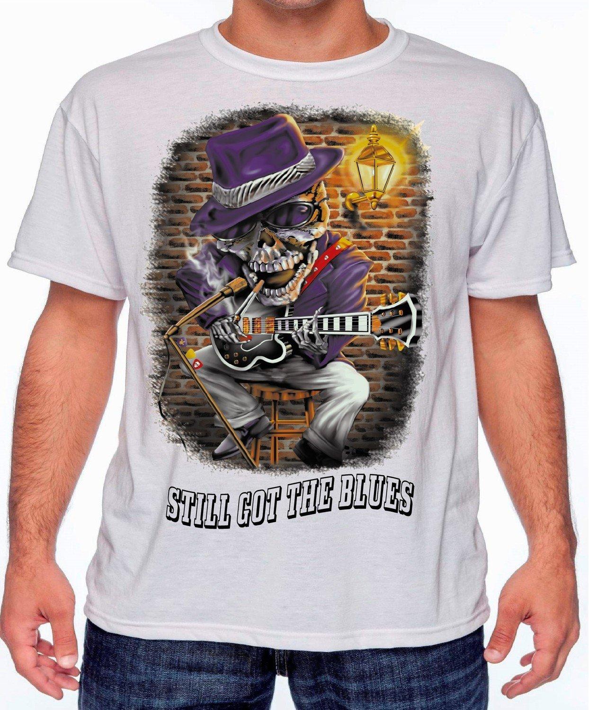 Still Got The Blues T-Shirt FREE SHIPPING