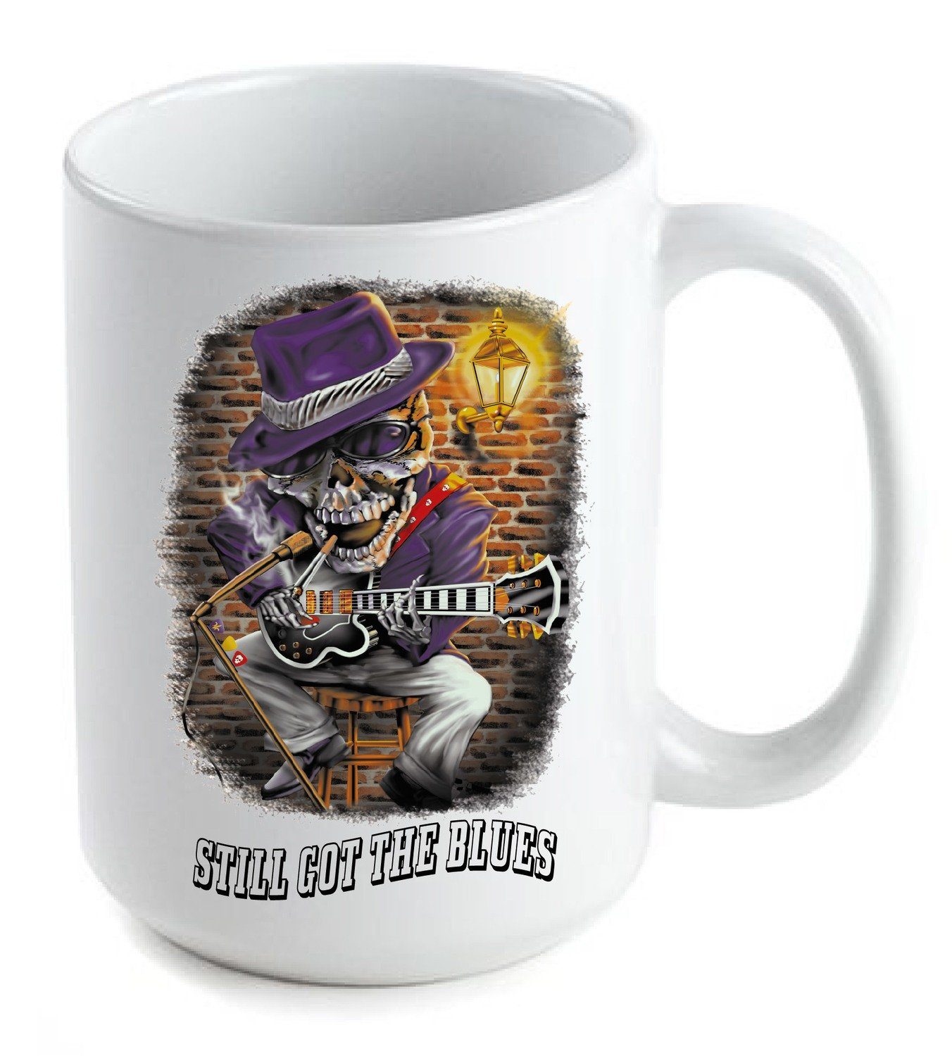 Still Got The Blues Coffee Mug 11oz-15oz FREE SHIPPING