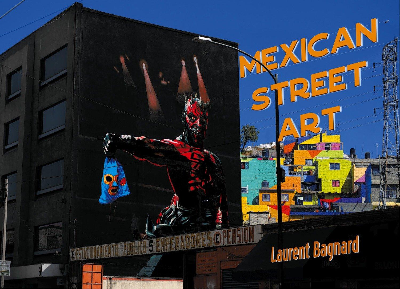 'Mexican Street Art' (broché)